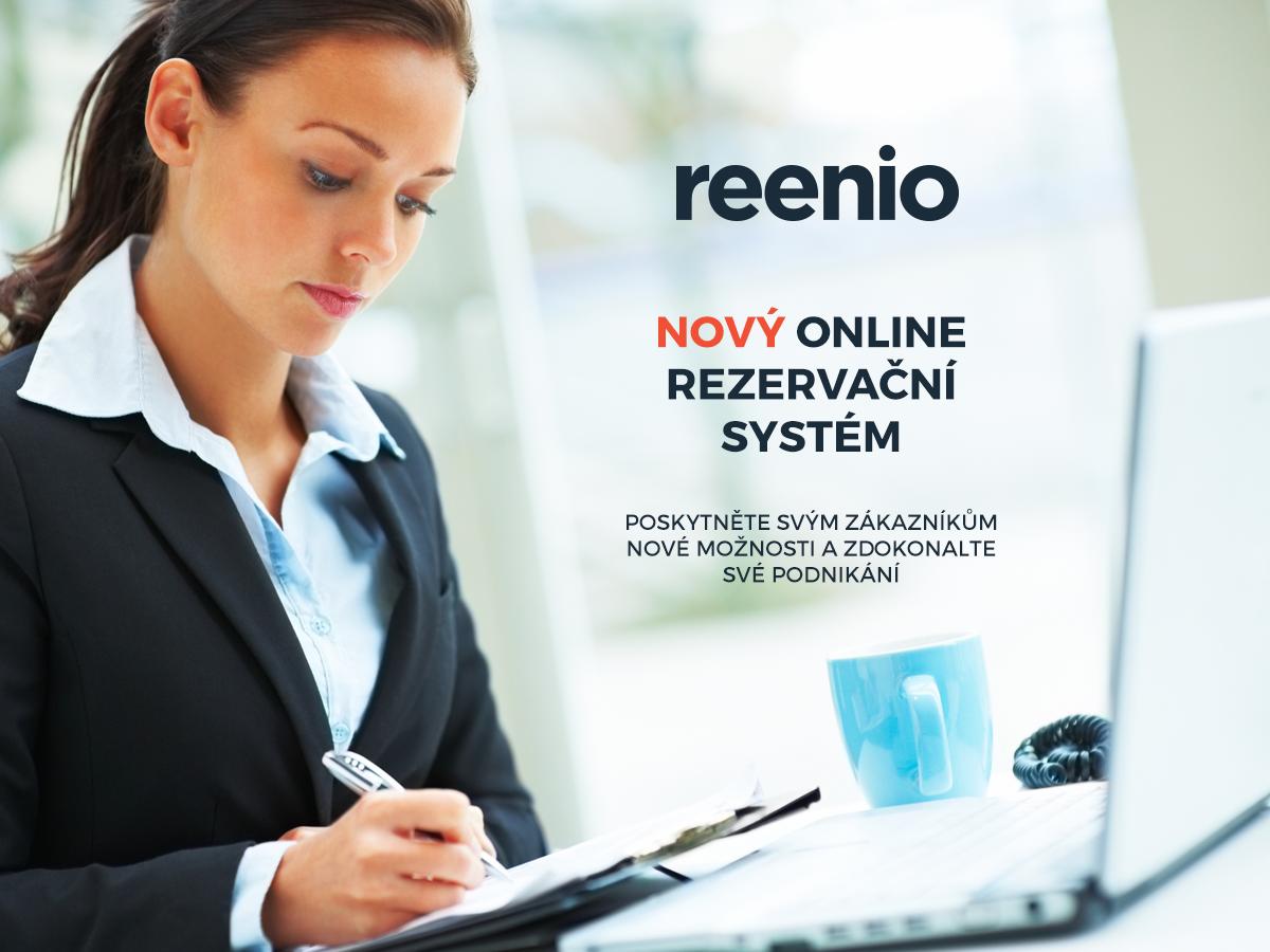 Objednávací systém Reenio (Naše doporučení)